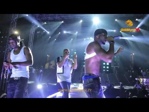 'P-SQUARE' PERFORMED ALONGSIDE 'DON JAZZY' AT MAVIN ACCESS CONCERT