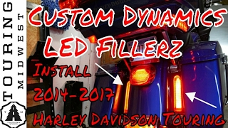 Custom Dynamics Fillerz Install