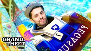 CRAZY STUNTS IN GTA 5! (Grand Theft Smosh) by Smosh Games