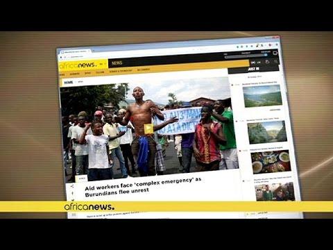 africanews: Πρεμιέρα για το «αδερφάκι» του euronews