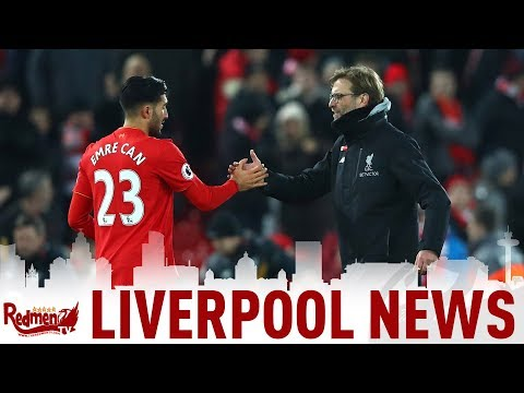 Emre Can Speaks Out On His Future | #LFC Daily News LIVE