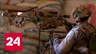 Под грифом секретно. Работа бойцов российских сил специальных операций в Сирии. Уникальные кадры
