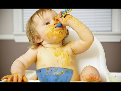 Funny Messy Babies Compilation 2014 [NEW HD]