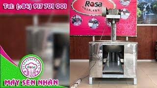Máy sên nhân (Chảo xào nhân) đa năng - DungCuNgheHoangLong.Com