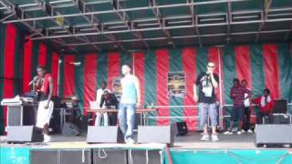 The YnG BLocK LIVE on STAGE