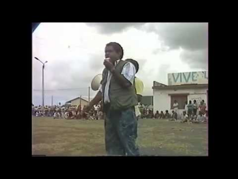 Discours de Yeiwéné Yeiwéné