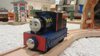 Thomas Wooden Railway Timothy Tale Of The Brave 2014 Review