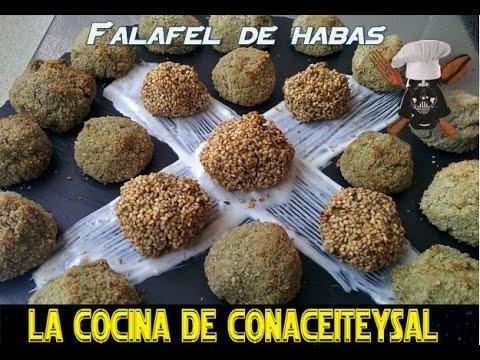 Imagen de: Falafel de Habas