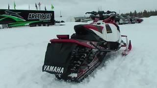 10. 2019 Yamaha Sidewinder L-TX 137