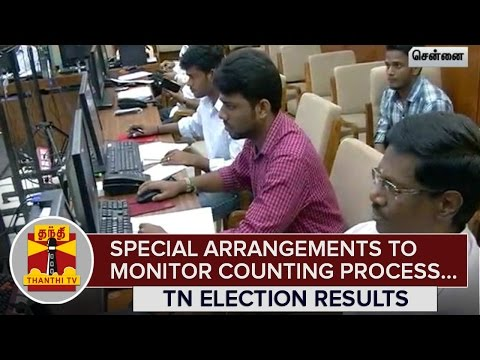 TN-Election-Results--Special-Arrangements-to-monitor-Counting-Process--Thanthi-TV