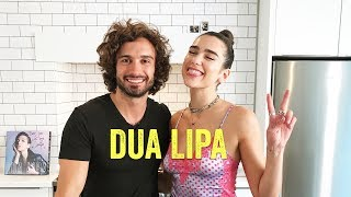 Video Cooking with Friends | Dua Lipa | In-a-hurry Cottage Pie MP3, 3GP, MP4, WEBM, AVI, FLV April 2018