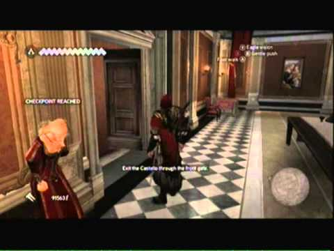 Assassins Creed Brotherhood Walkthrough Assassins Creed