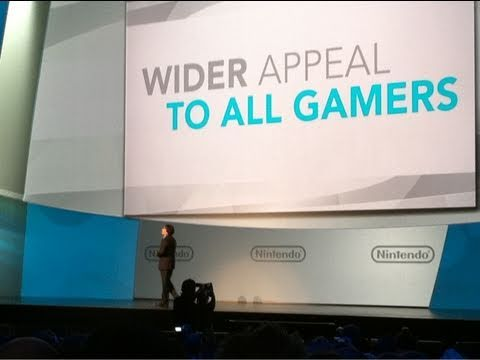 preview-Wii U Revealed at E3 2011 during Nintendo\'s show! (Kwings)