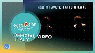Video Ermal Meta & Fabrizio Moro - Non Mi Avete Fatto Niente - Italy - Official Music Video MP3, 3GP, MP4, WEBM, AVI, FLV Maret 2018