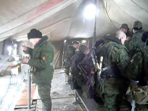 Несколько дней из жизни личного состава войсковой части 78328 (2 рота охраны; февраль 2002)