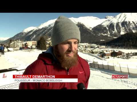 Coupe du monde de bobsleigh à Saint-Moritz