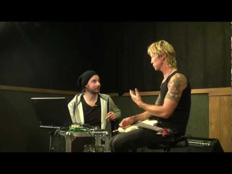 Duff McKagan talks about his career as well as musical inspiration and style.