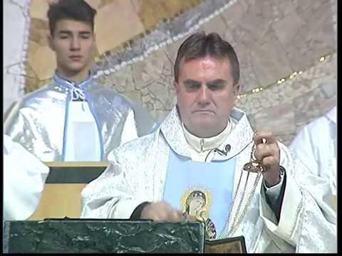 2017-01-01 Újévi vasárnapi szentmise a Gazdagréti Szent Angyalok Plébánián