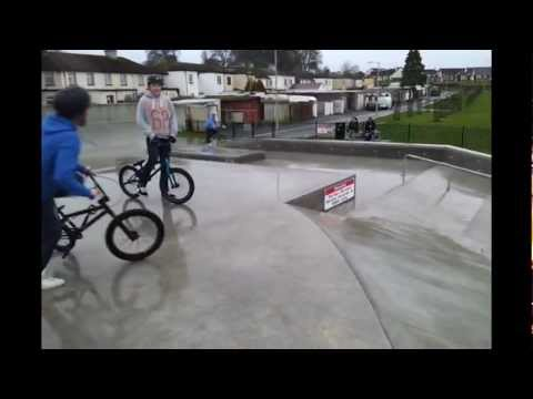 Day At Birr Skate Park(HD)