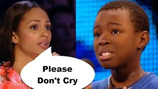 Video TOP 8 ♥ TRY NOT TO CRY ♥ MOST BEAUTIFUL & EMOTIONAL AUDITIONS WORLDWIDE! MP3, 3GP, MP4, WEBM, AVI, FLV Juni 2018