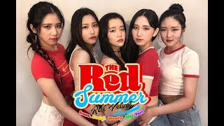 Red Velvet 레드벨벳 - 빨간 맛 (Red Flavor) / DANCE COVER.