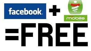 حصريا الأن  تستطيع تشغيل الفيس بوك مجانا و مدى الحياة على كل شرائح موبيليس |mobilis 2014 |