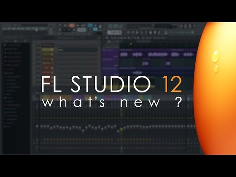 What's New in FL Studio 12