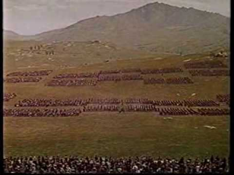 Spartacus Battle Scene