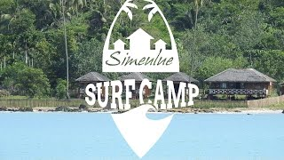 Simeulue Island Indonesia  city photo : Simeulue Surf Camp - Sea view Bungalows Sumatra Indonesia