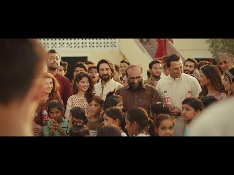 Coca-Cola - Edhi 2018 (Director's Cut), Directed by Asim Raza(The Vision Factory) (видео)