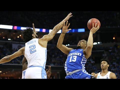 Kentucky vs. North Carolina: Extended Game Highlights (видео)
