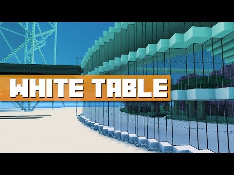 white table - CCL Excerpt #18 - White Table Minecraft Server - More Fun with Science! Join us in a world where science meets more science! (And maybe witchcraft). In this ...
