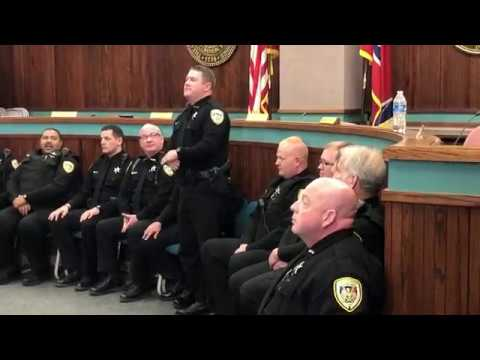 Video: Sullivan County school resource officers news conference March 20, 2019