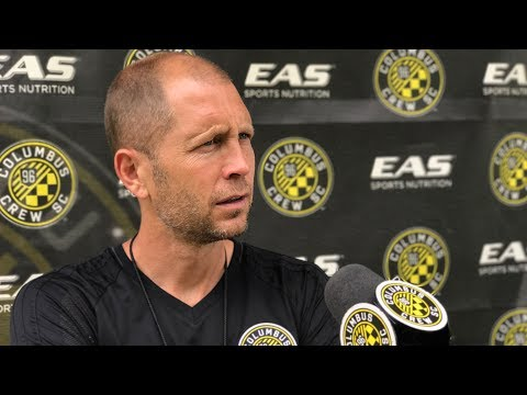 Video: SOUNDBYTE | Gregg Berhalter ahead of #ATLvCLB