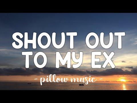 Shout Out To My Ex - Little Mix (Lyrics) 🎵