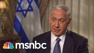 Netanyahu To Obama:'Get The Facts Right' | Msnbc