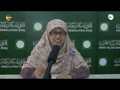 Dewan Muslimat PAS menjawab tuduhan Parti Amanah Negara
