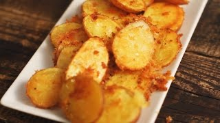Parmesan roasted potatoes are a side dish easy to prepare and amazingly delicious and healthy too. Using Parmesan and butter is one of the best way to cook ...