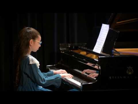 "Bloomingdale School of Music 02/04/2017 A4TY: ""Red Maple Leaf"""