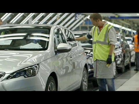 Γερμανία και Γαλλία: Η βιομηχανική παραγωγή σε πτώση – economy