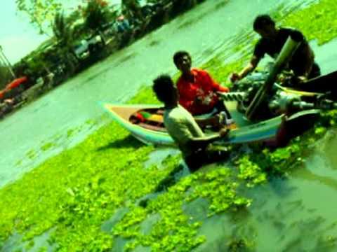 แข่งเรือสนามดอนราว 15/4/2555