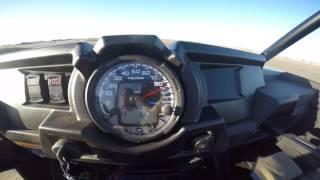 3. Polaris rzr 900 s top speed