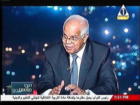 وزير النقل الدكتور جلال سعيد فى حوار مطول يفتح  فيه ملفات وحجم انجازات وزارة النقل