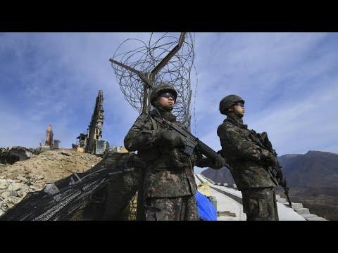 USA und Südkorea verkleinern ihr jährliches Großmanöv ...