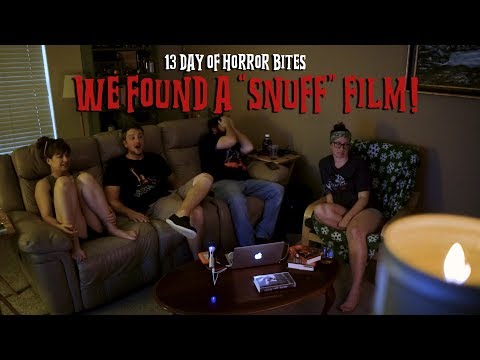 "We Found A ""snuff"" Film At The Thrift Store And Watched It 