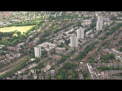 Βρετανία: Δεκάδες κτίρια με ελλείψεις στην πυρασφάλεια