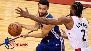 Hoop Streams: Previewing NBA Finals Game 2 Warriors at Raptors | ESPN