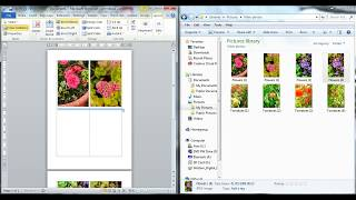 Video Drag and drop a picture into Word Document (Easily - WITHOUT picture distortion). MP3, 3GP, MP4, WEBM, AVI, FLV September 2019
