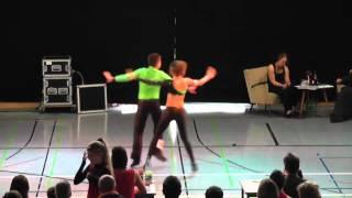 Selina Pietzko & Max Leidemer - Deutschland Cup 2012