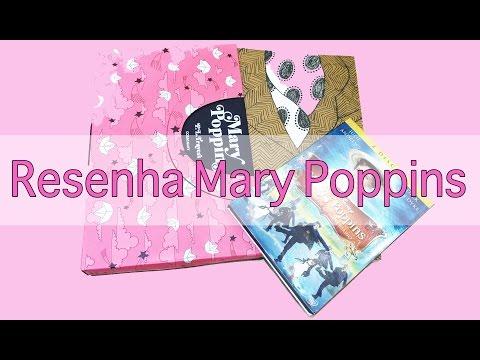 2016 READING CHALLENGE   Resenha: Mary Poppins
